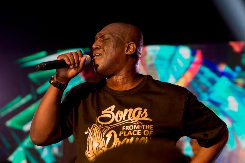 Coral Confetti - Sammie Okposo , onos-ariyo-album launch