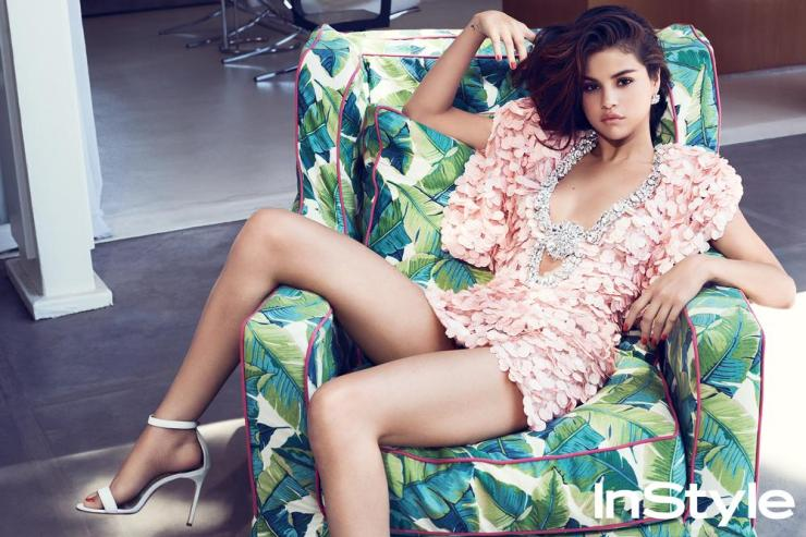 Selena Gomez opens up about Therapy in September Issue of Instye Magazine (2)