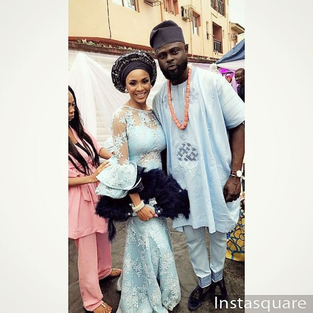 TheCasuals Photos from Yomi and Graces Introduction Ceremony 3 - Yomi Casual Ties the Knot With His Fiancee