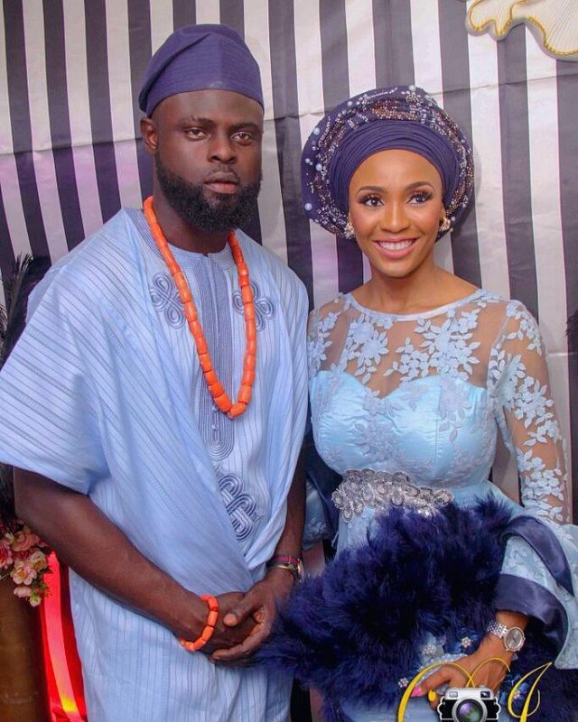 TheCasuals Photos from Yomi and Graces Introduction Ceremony - Yomi Casual Ties the Knot With His Fiancee
