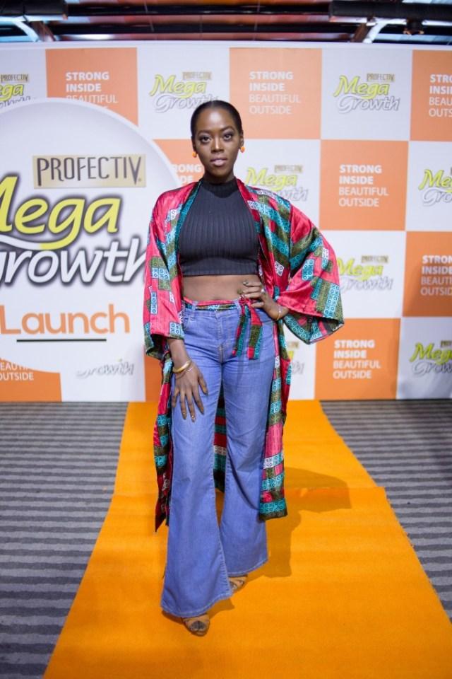 Amiola Aguda - Tiwa Savage shut down the Profectiv MegaGrowth #MegaParty with her Performance