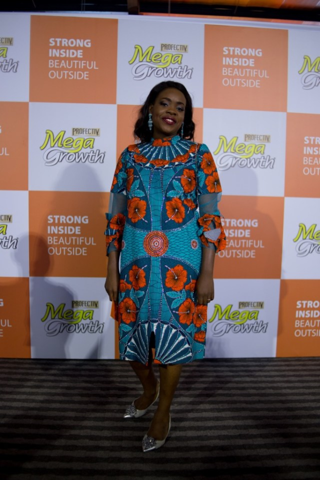 Anike Lawal - Tiwa Savage shut down the Profectiv MegaGrowth #MegaParty with her Performance