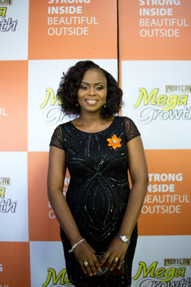 Ayodele Otujinrin Marketing Manager Godrej Nigeria.jpg - Tiwa Savage shut down the Profectiv MegaGrowth #MegaParty with her Performance