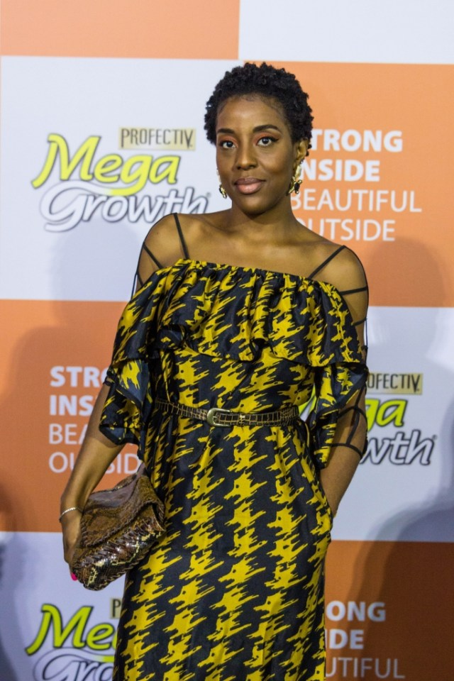 Funmi SMD - Tiwa Savage shut down the Profectiv MegaGrowth #MegaParty with her Performance