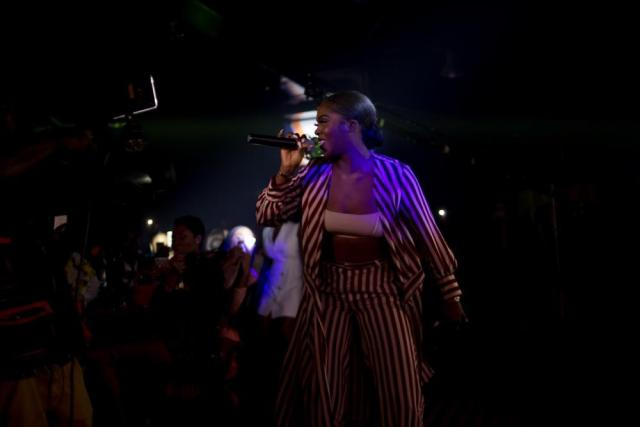 IMG 6676 - Tiwa Savage shut down the Profectiv MegaGrowth #MegaParty with her Performance