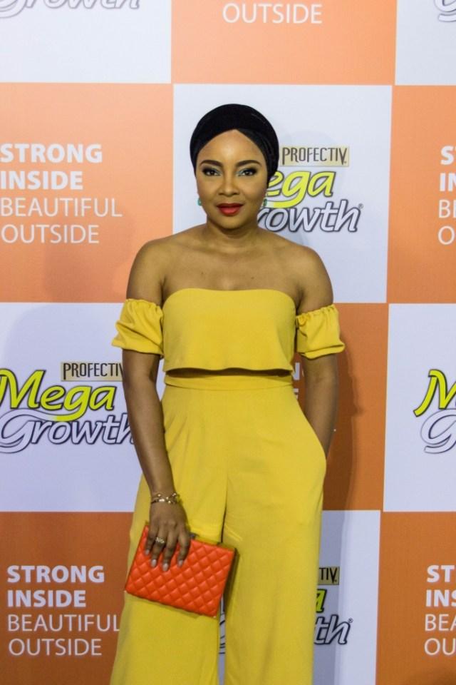 Linda Ejiofor - Tiwa Savage shut down the Profectiv MegaGrowth #MegaParty with her Performance