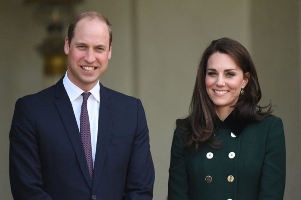 Prince William and Kate 600x400 - Prince William and Kate expecting Baby number 3