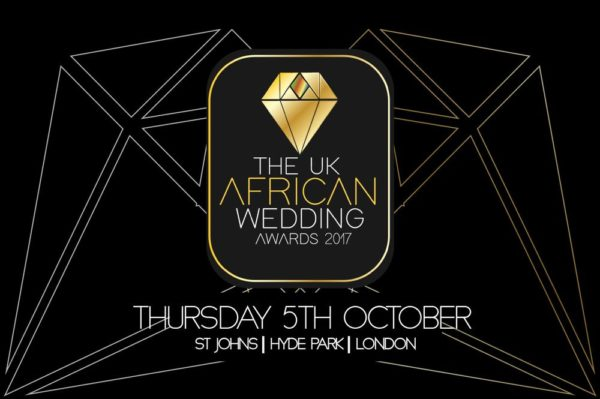 The 2017UK African Wedding Awards is less than a Month Away!Here are the Finalists
