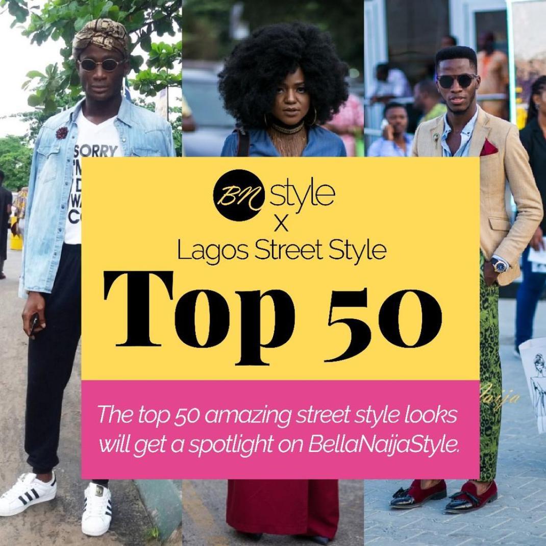 Just in Time! Introducing BellaNaija Style x Lagos Street Style 50