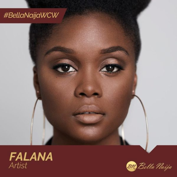 For the Love of Soul Fusion! Falana is our #BellaNaijaWCW this Week