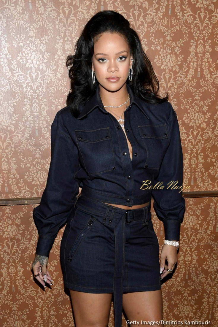 Rihanna Drive! Pop Star to have street named after her in Barbados
