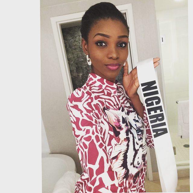 Meet Nigeria's Rep Stephanie Agbasi At MissUniverse2017