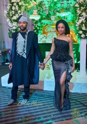 Photos From Banky W And Adesua Etomi's Wedding