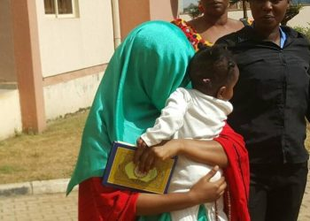 Court Sentences Maryam Sanda to Death by Hanging for Killing her Husband
