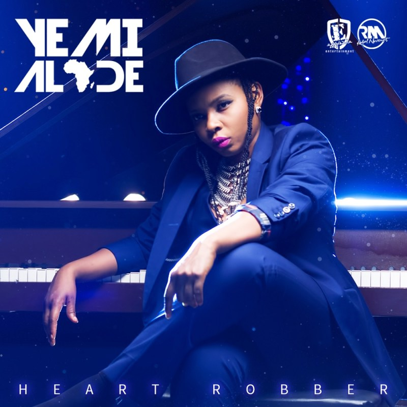 """Yemi Alade unveils Two New Singles """"Heart Robber"""" & """"Single & Searching"""" feat. Falz 