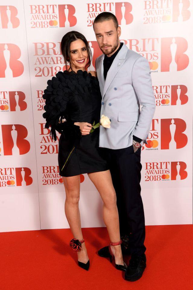Celebrity Red Carpet Photos For 2018 BRIT Awards