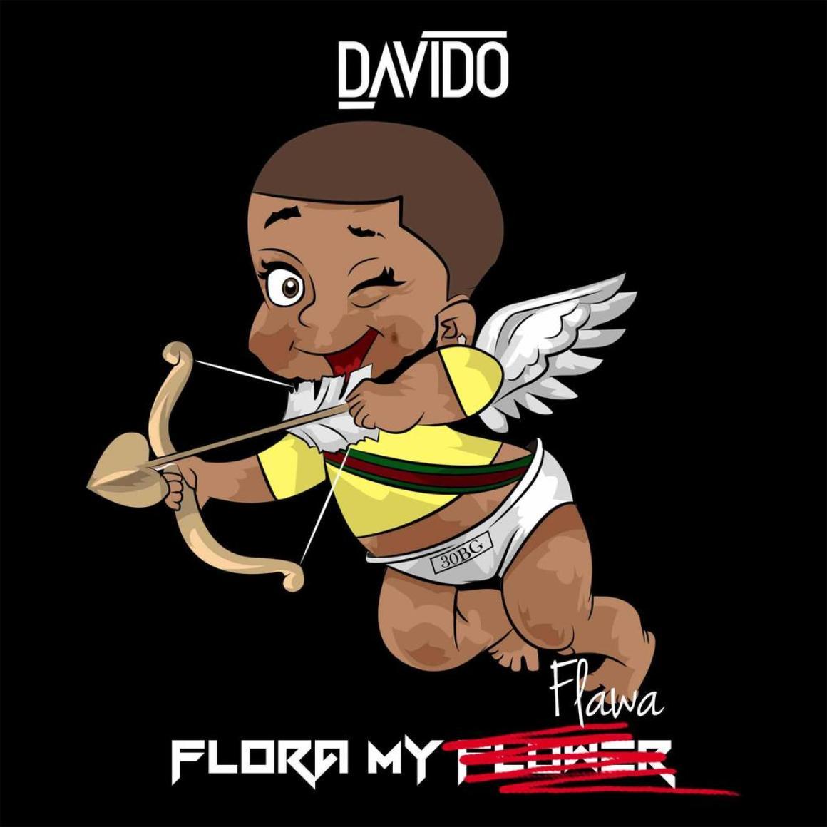 "flora-my-flawa-2 Davido drops First Single of 2018 ""Flora My Flawa"""