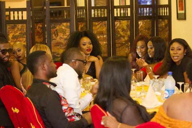Adekunle Gold, DJ Cuppy, Simi join Yemi Alade for Celebratory Birthday Dinner