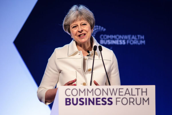 Theresa May asks that anti-Same-Sex laws be Removed in Commonwealth Nations - BellaNaija