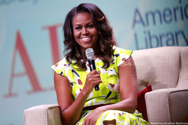 Michelle Obama discusses candidly of having Sasha & Malia through IVF | BellaNaija