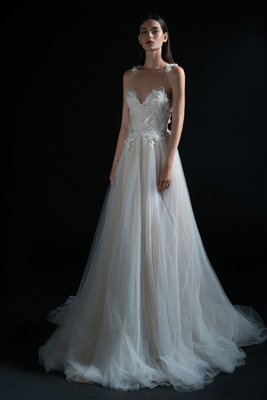BN Bridal Pure By Inbal Dror Bridal Spring 2019 BellaNaija