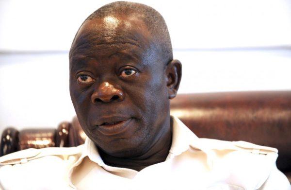 New Year, New Trouble: Oshiomhole Faces Fresh Edo Palaver