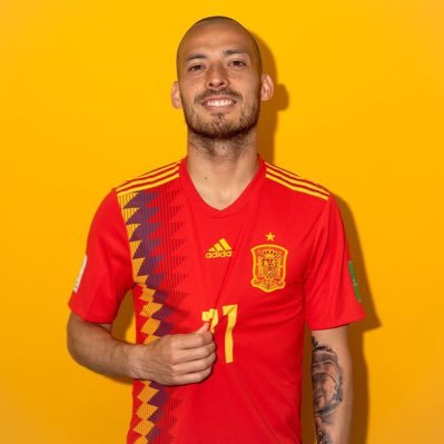 Spain's David Silva retires from International Football