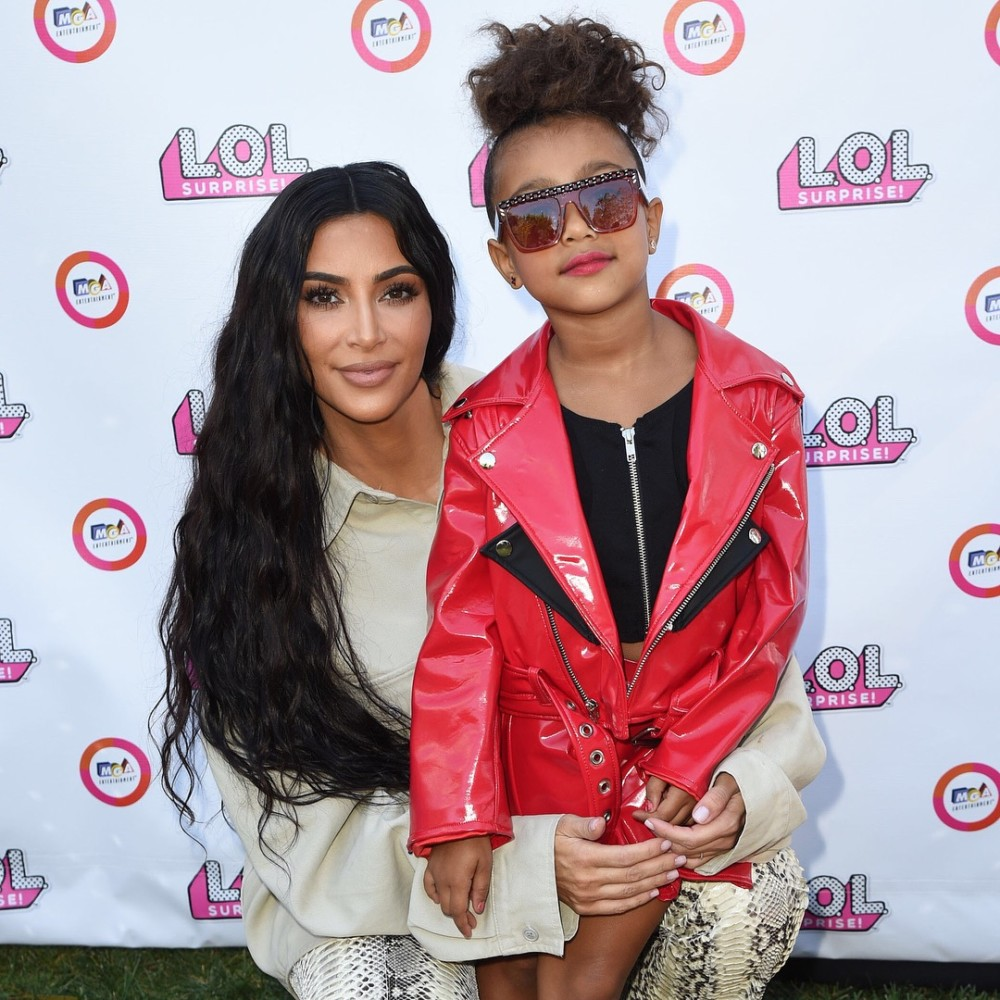 North West Just Made Her Catwalk Debut On LOL Surprise Fashion Show!