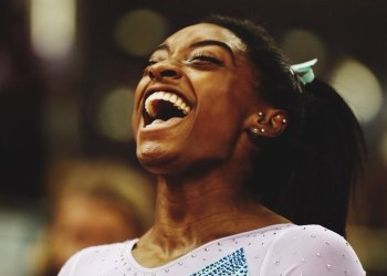 And Team USA's Female Olympic Athlete of the Year goes to … Simone Biles