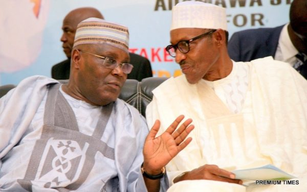 Atiku advises Buhari to Resign from Presidency | BellaNaija