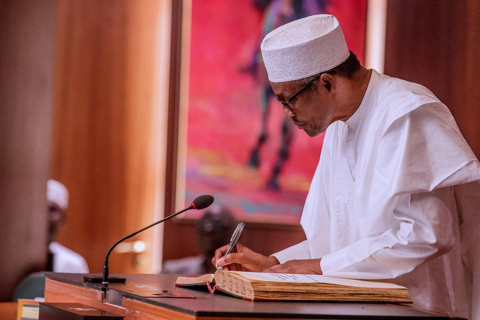 President Buhari Signs Financial Autonomy of State Legislature & State Judiciary into Law | This is What it Means