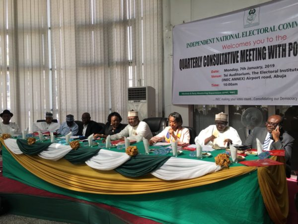 INEC announces Official Number of Registered Voters as 84,004,084 | BellaNaija