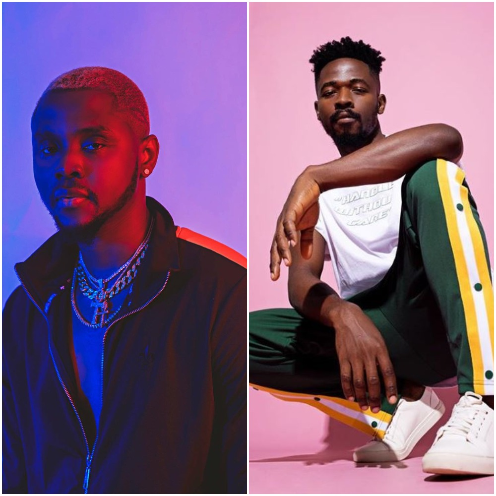 Kizz Daniel x Johnny Drille