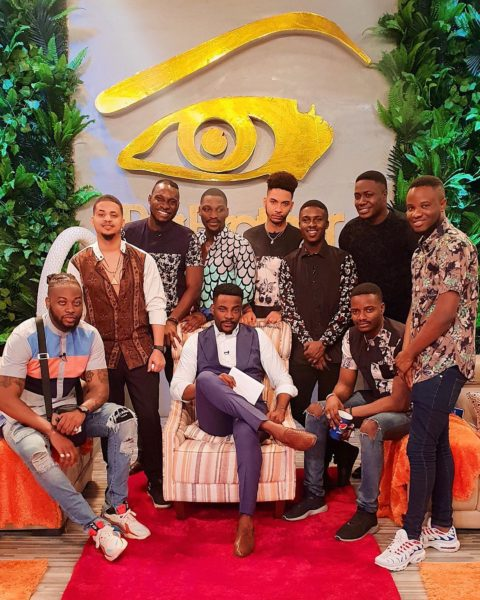 Miracle, Cee C & WhatsApp Group - All You Missed on Thursday Night's #BBNaija Double Wahala Reunion Show | BellaNaija