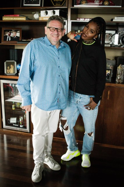Tiwa Savage Signs MAJOR International Agreement with Universal Music Group