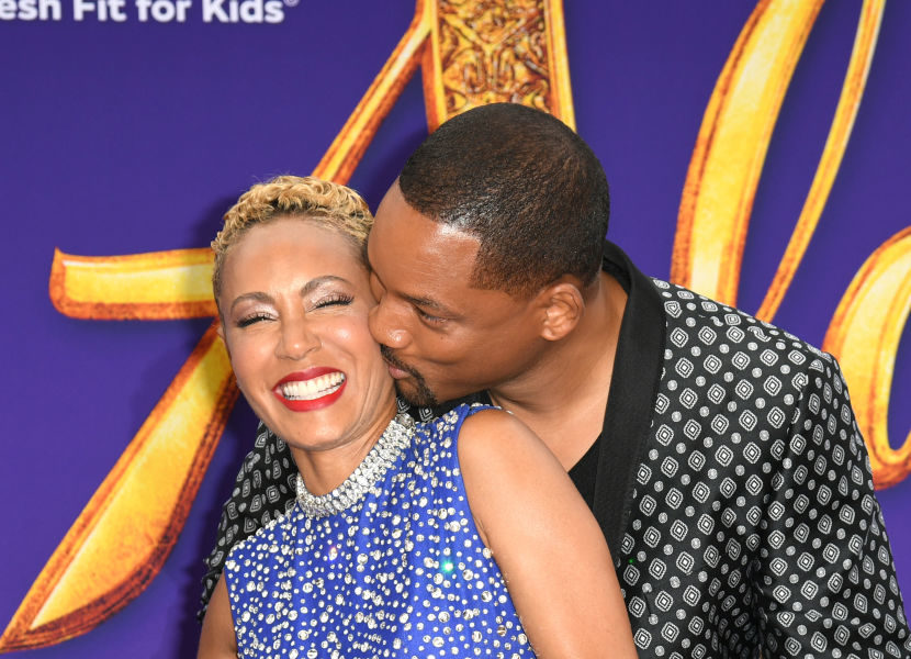 """Bad marriage for life!"" – Watch Jada & Will Smith discuss Affairs on ""Red Table Talk"""
