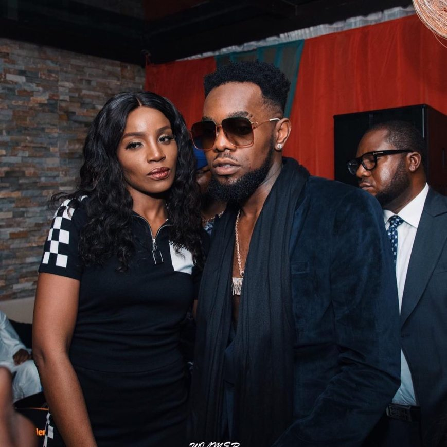 Patoranking hosted a Star-Studded Album Listening with all your ...