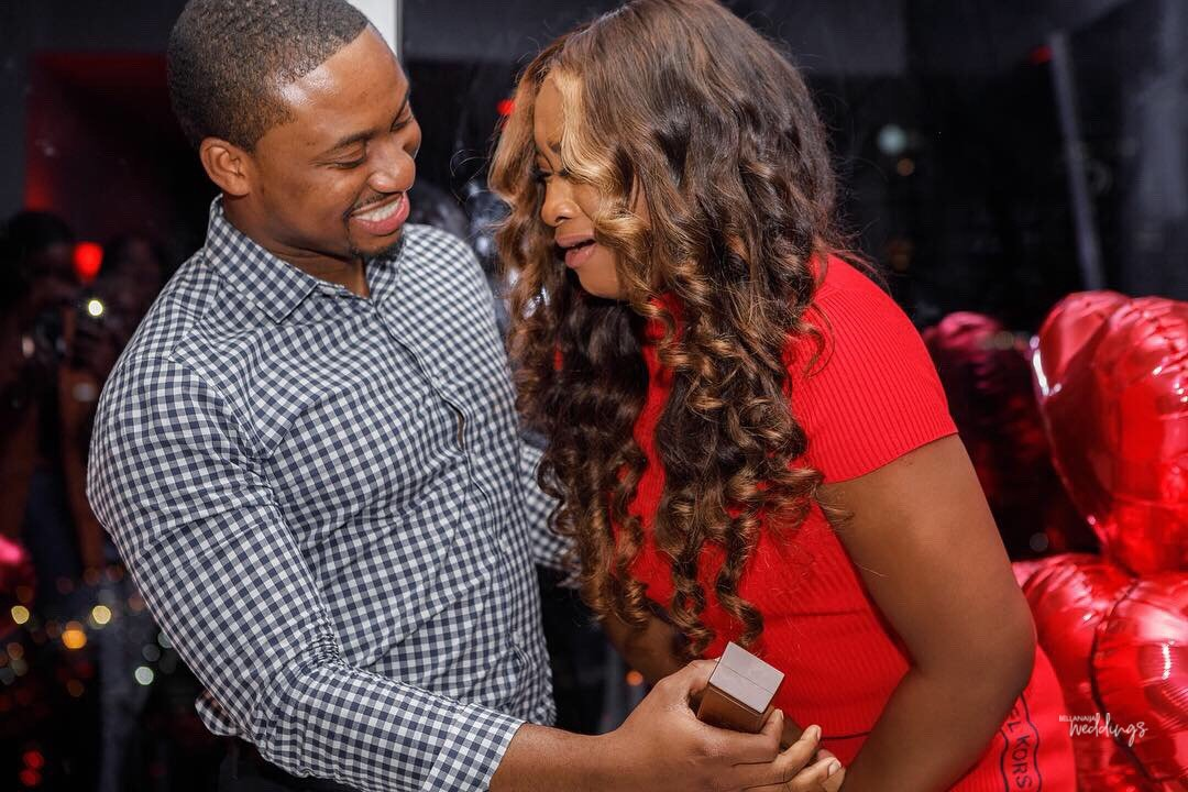 He asked her Out on Their First Date! Peace & Subomi's #BNBling + Love Story