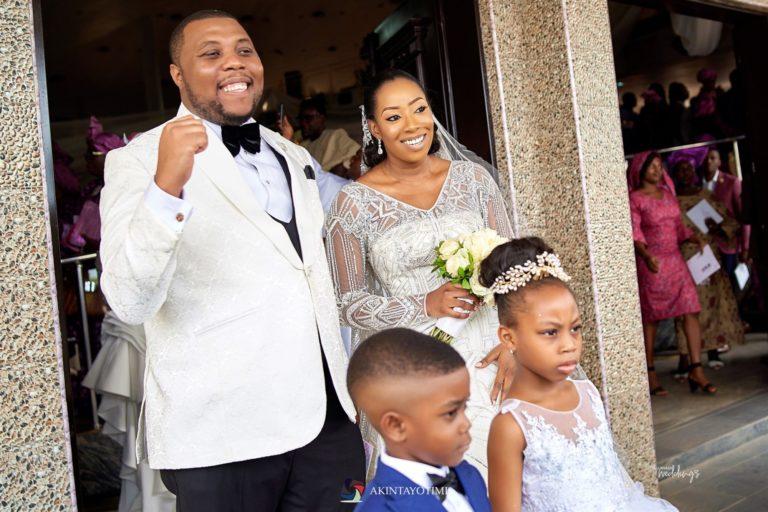 Olumide Soyombo Wedding