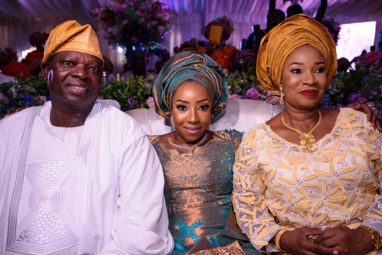 Mr Soyombo, Olumide Wife and his Mother