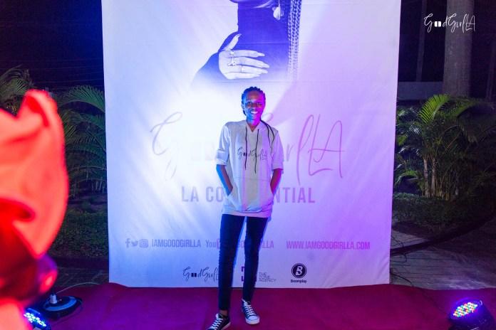 Victor AD, LeriQ, Osas Seven attend GoodGirl LA's 'LA Confidential EP' Listening Party | Highlights