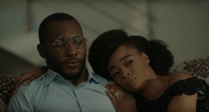 "This Trailer for Biodun Stephen's ""Half Measure"" starring Ray Emodi, Tope Tedela & Valerie Udeh is a Must WATCH!"