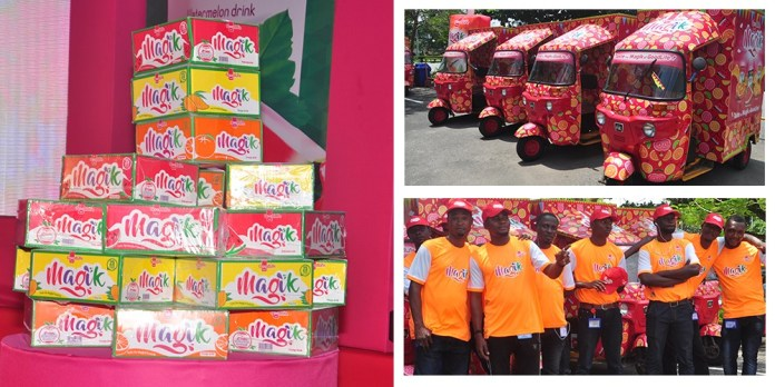 Tolaram Group Unveils its Latest Addition 'GoodLife Magik Fruit Drink' in Grand Style