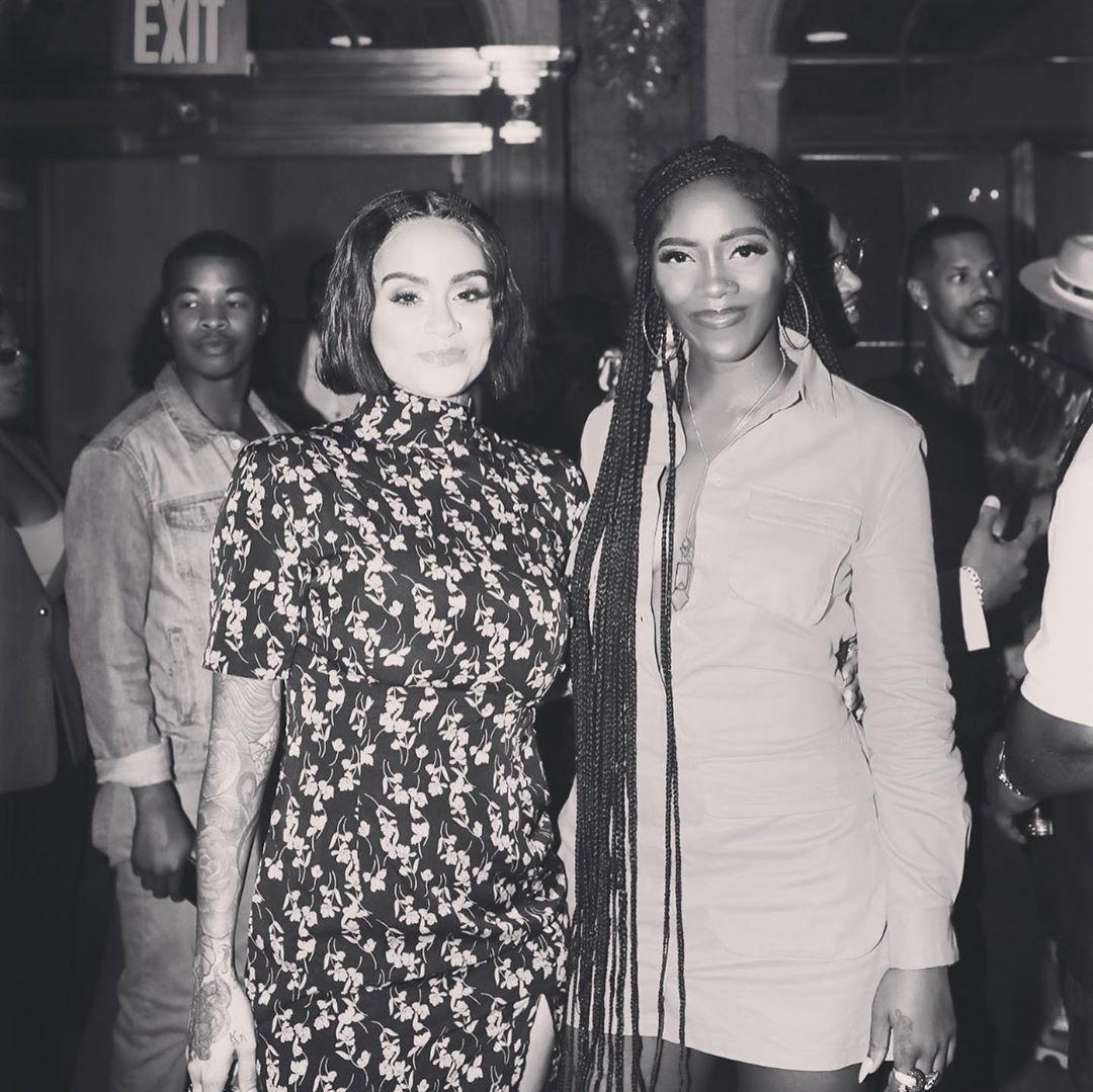 Noticed: Tiwa Savage keeping things Simple & Classy at New York Fashion Week | #NYFW