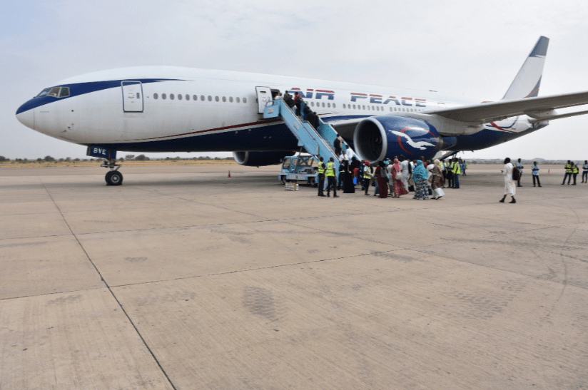 Air Peace to Evacuate Nigerians in South Africa, says FG