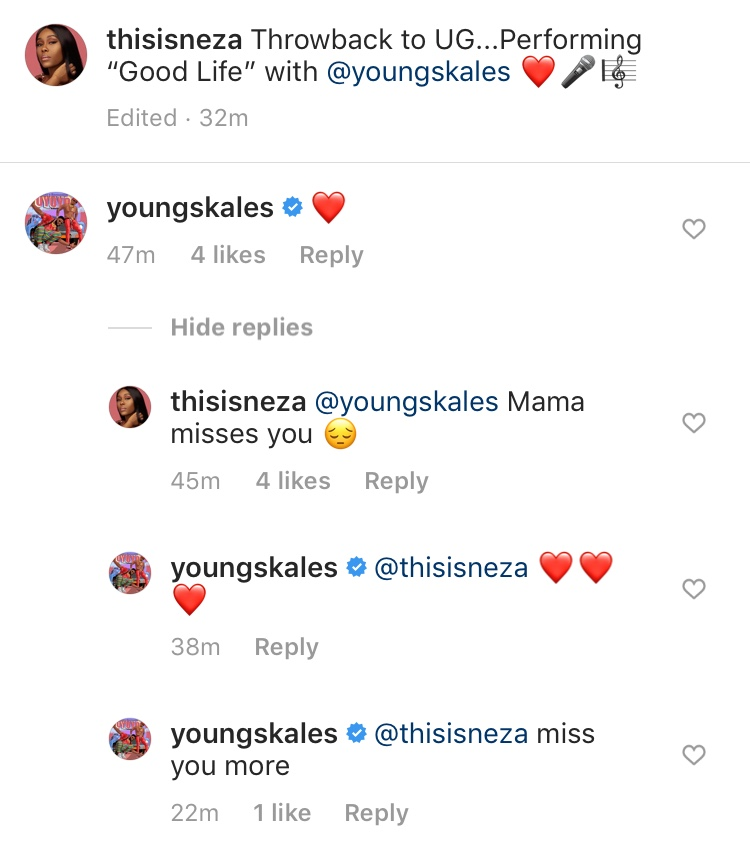 Skales & Girlfriend Neza's PDA is Making Us Jealous