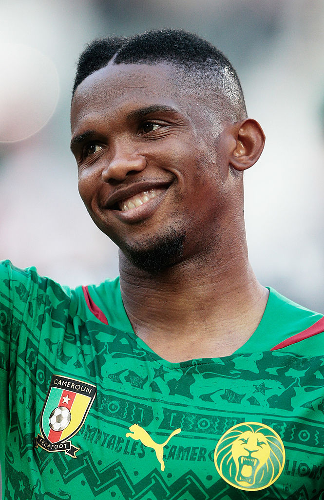 Samuel Eto'o Retires from Football