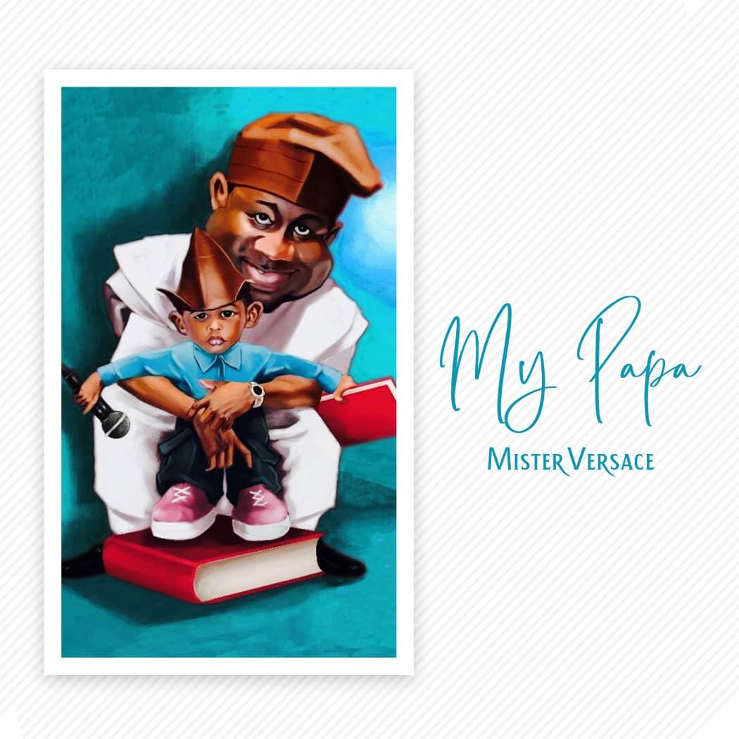 New Music + Video: Mister Versace — My Papa