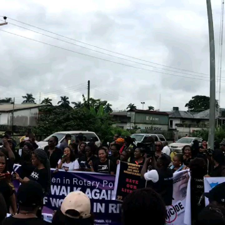 #ProtectPHGirls: Residents Protest Suspected Serial Killing in Port Harcourt