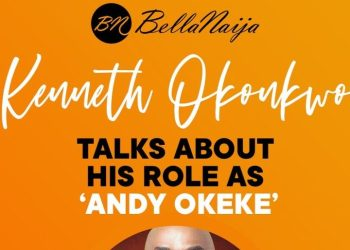 Kenneth Okonkwo Shares Details of his Character in Living In Bondage: Breaking Free | Watch Our BellaNaija Interview
